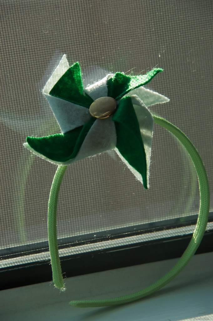 Pinwheel Hairbows