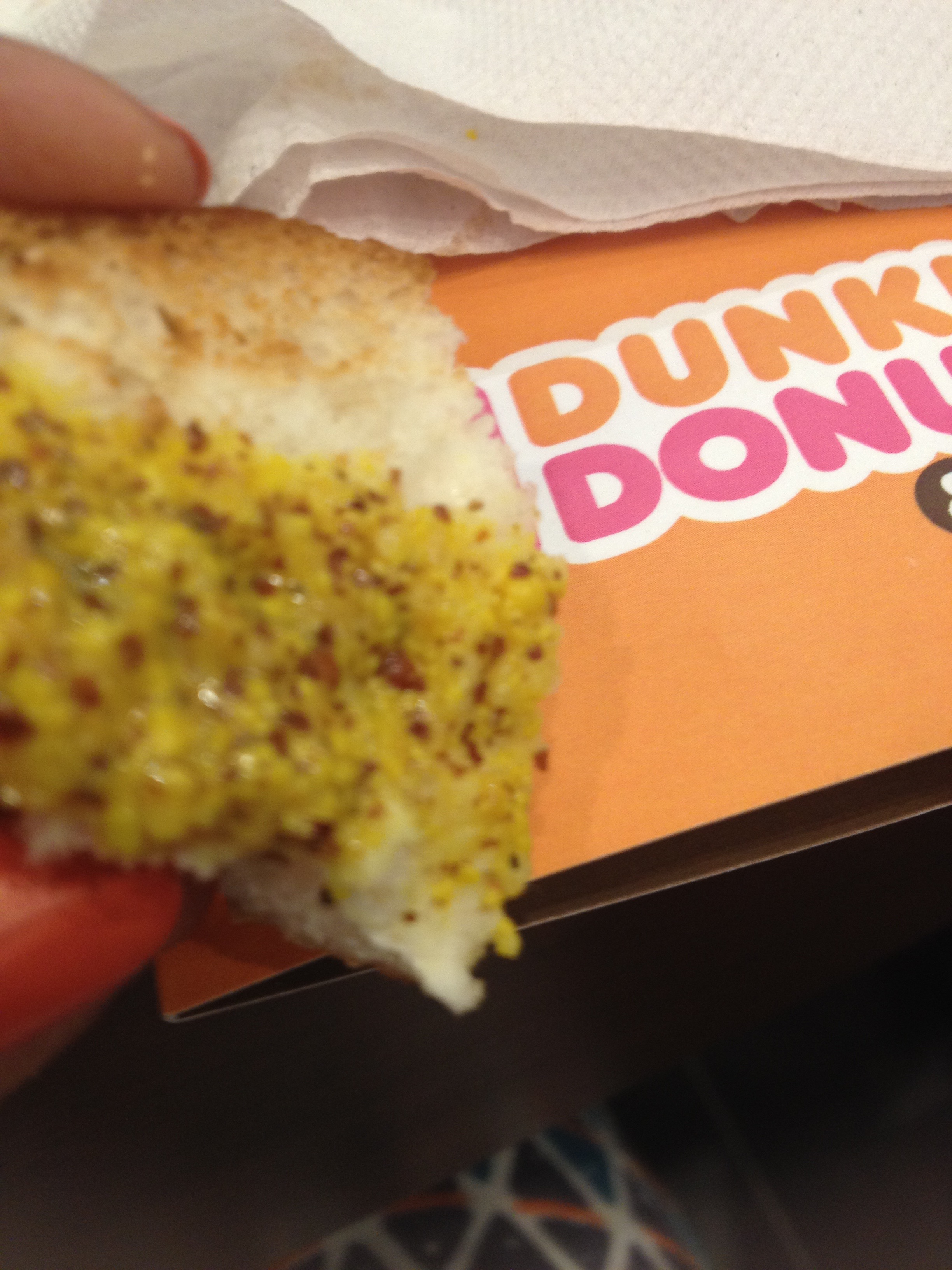 More At Dunkin' Donuts