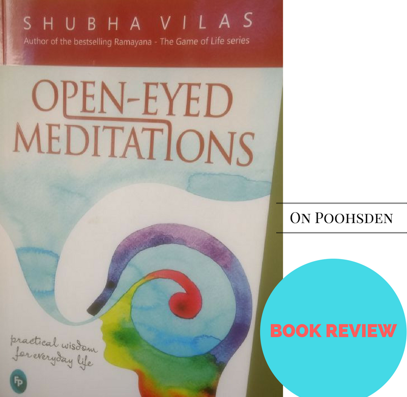 Open-Eyed Meditations BOOK REVIEW