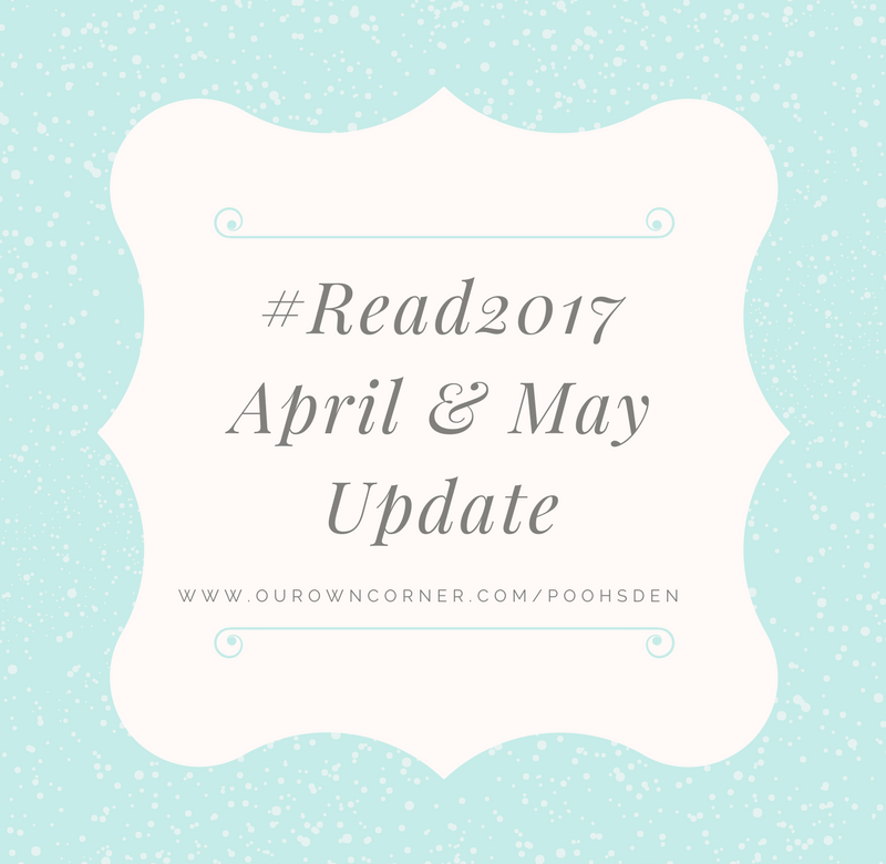 #Read2017 April and May