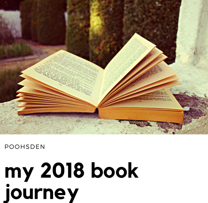 my 2018 book journey